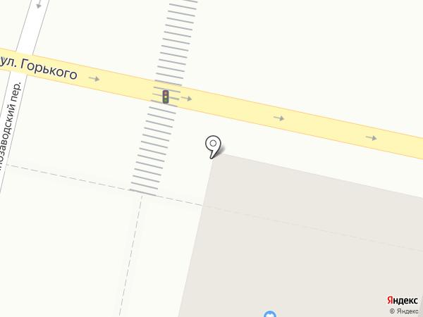 Лавка с подарками на карте Твери
