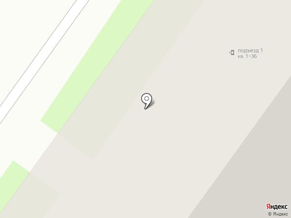 Ремонтная мастерская на карте Твери
