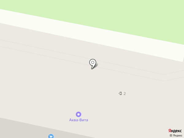 Оковский лес на карте Твери