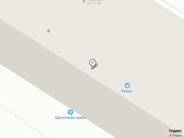 Экспрессзапчасть на карте Твери