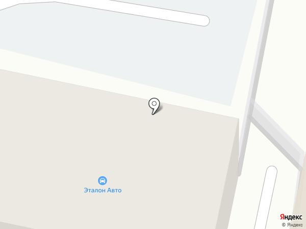 Маяк на карте Твери