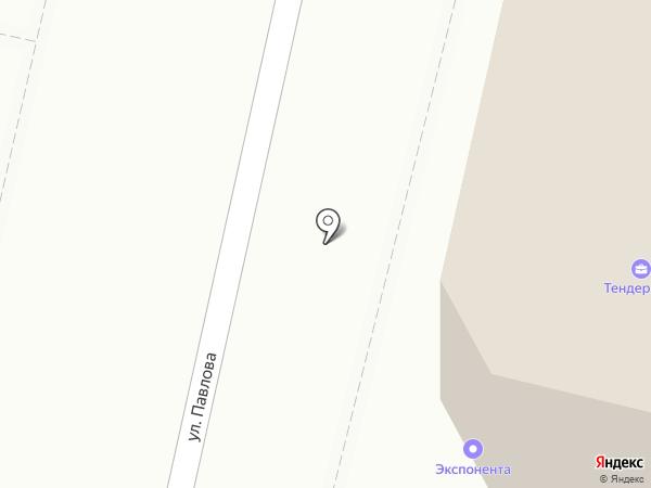 Тверская топливная компания на карте Твери