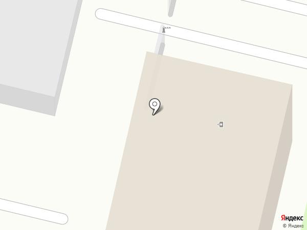 МЕГАСТРОЙ на карте Твери
