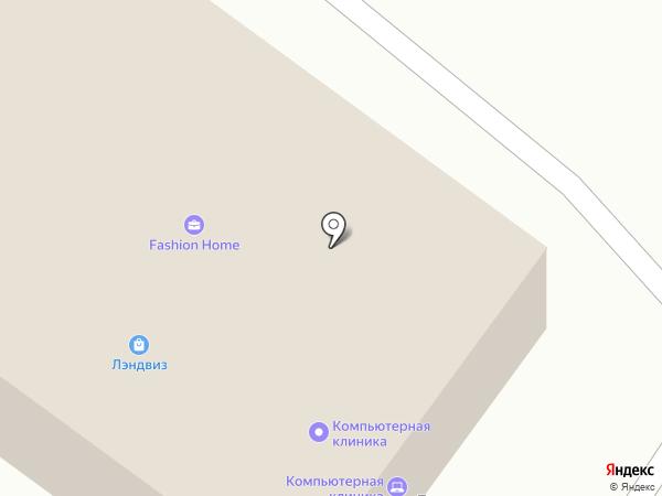 Компьютерная клиника на карте Твери