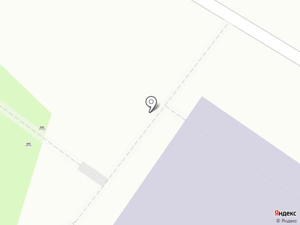 Тверской государственный университет на карте Твери