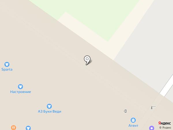 Яркий образ на карте Твери