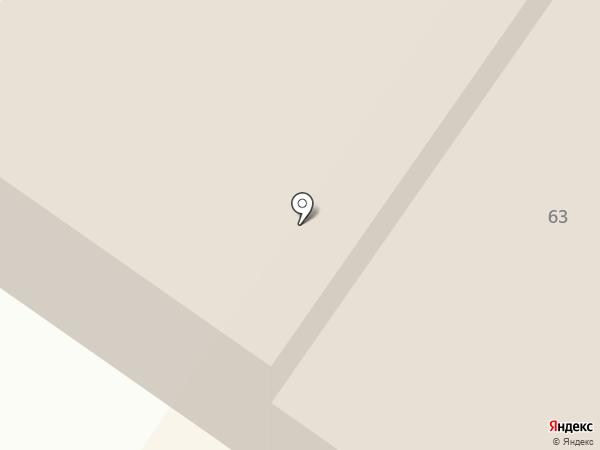 Рассвет на карте Твери