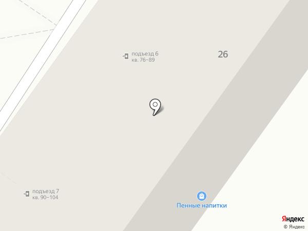 ЛиЛу на карте Твери