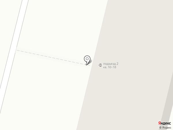 Былина на карте Твери