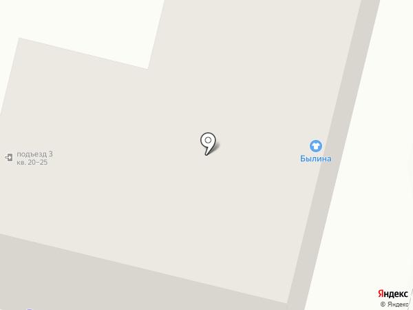 Фасончик на карте Твери