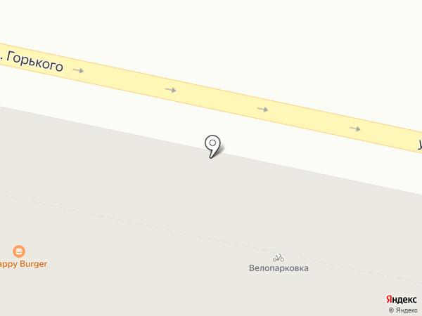 Магазин детской и подростковой одежды на карте Твери