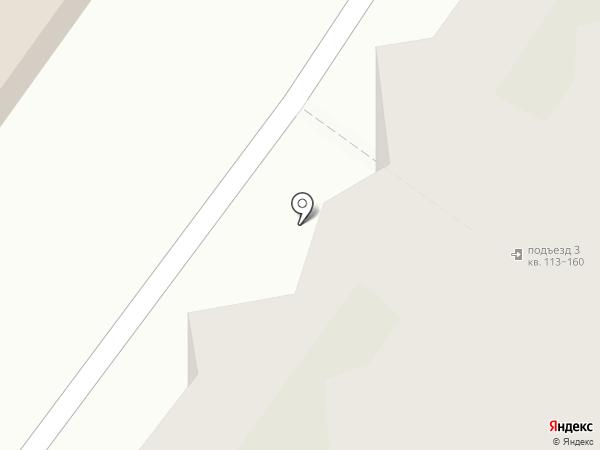 Бродвей на карте Твери