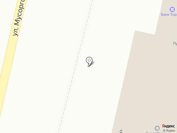 Кафе на карте Твери