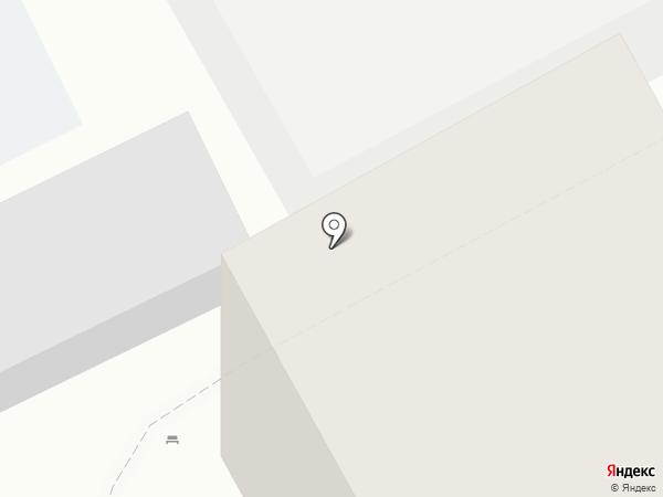 Тв-ДИИП на карте Твери
