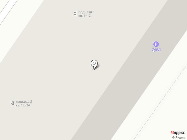Барс на карте Твери