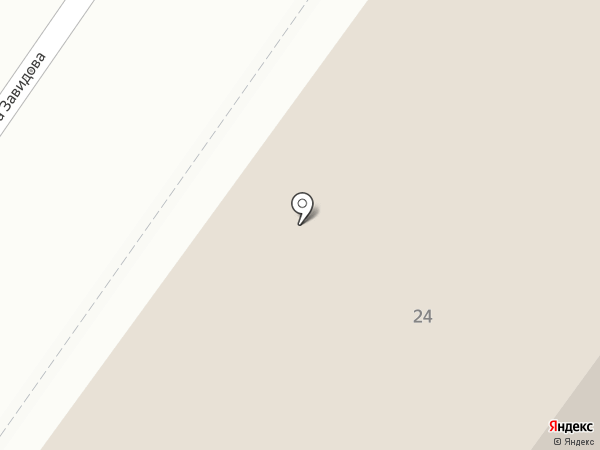 Кит на карте Твери