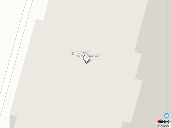 Ларимар на карте Твери