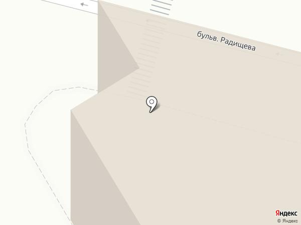 DA.MA. на карте Твери