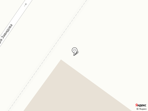 Рука помощи на карте Твери
