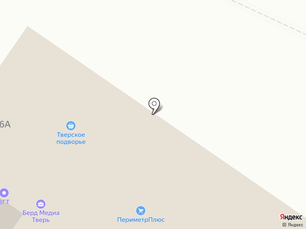 Завод теплиц на карте Твери