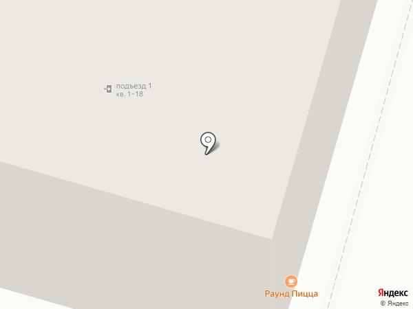 Бар-рюмка на карте Твери