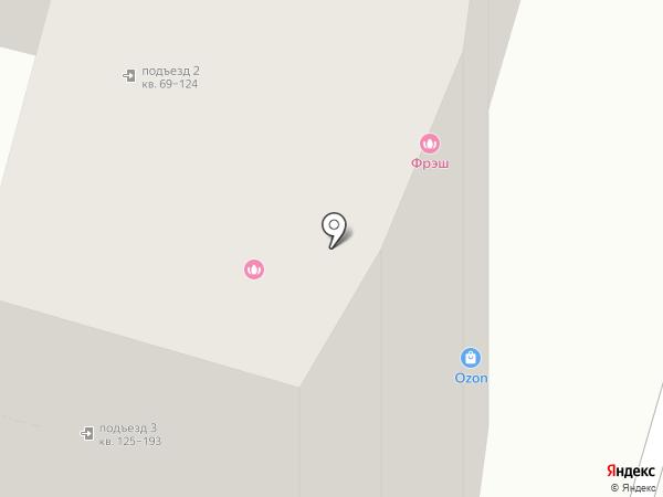 Любимые игрушки на карте Твери