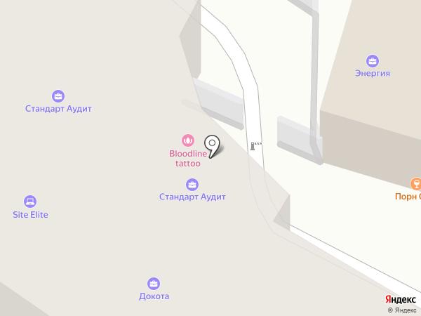 Тверской бетонный завод на карте Твери