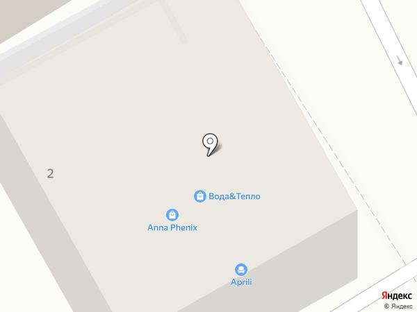 Монако на карте Твери