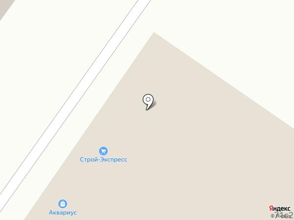 Строй-Экспресс на карте Твери