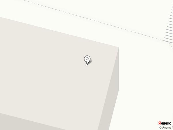 МиД-Сервис на карте Твери