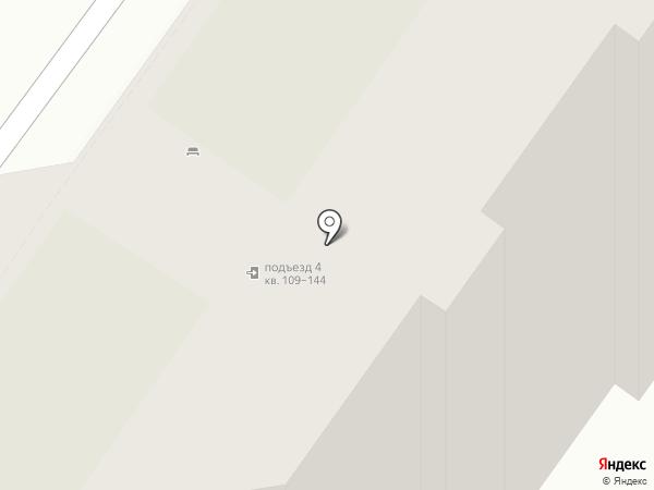Южный на карте Твери