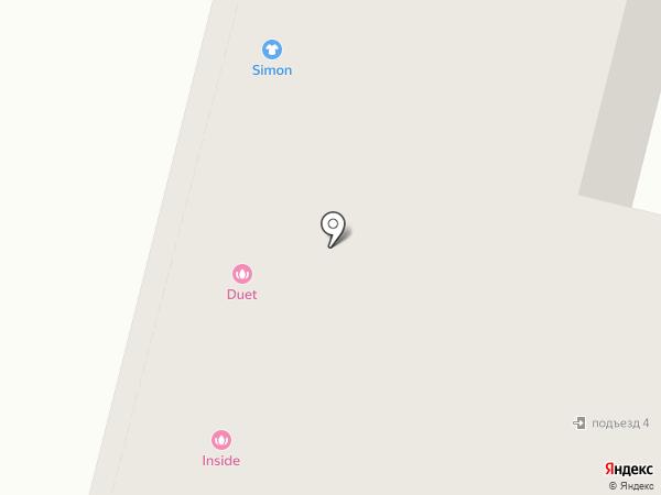 Воздушная планета на карте Твери
