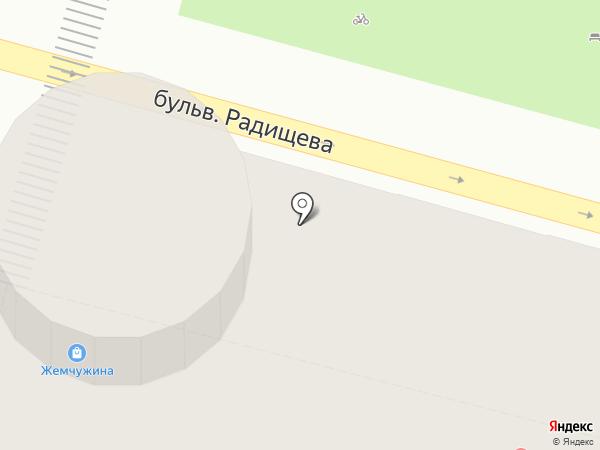 Тверская областная коллегия адвокатов на карте Твери