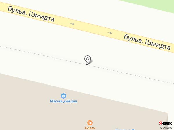 Сервисная компания на карте Твери