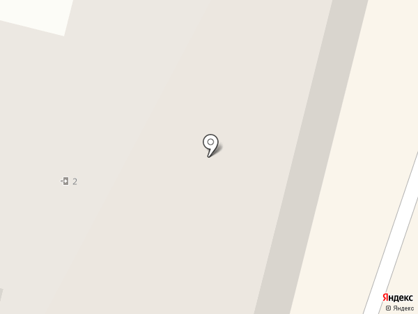 Центральная автошкола на карте Твери