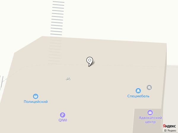 Алайф на карте Твери