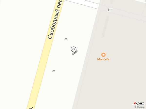 Школа мастеров на карте Твери