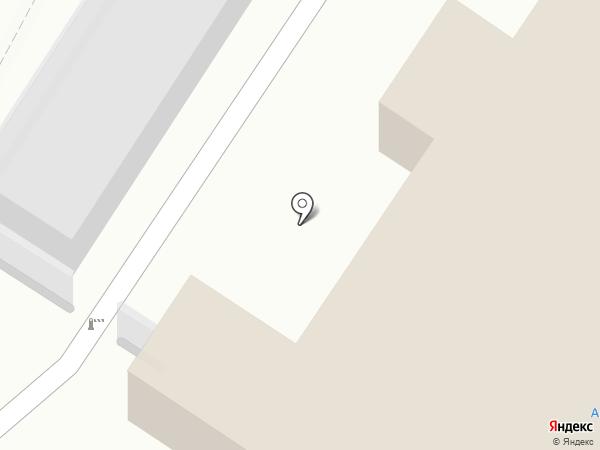 Грация на карте Твери
