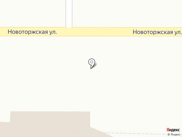 У самовара на карте Твери