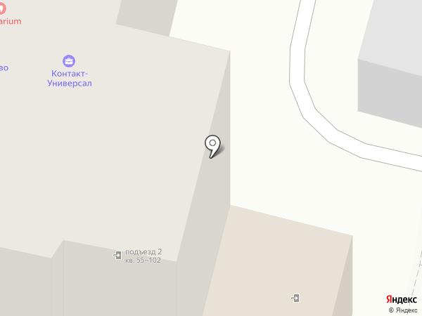 Союзник на карте Твери