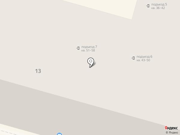 ОнЛайн на карте Твери