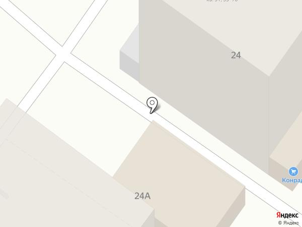 Муров на карте Твери