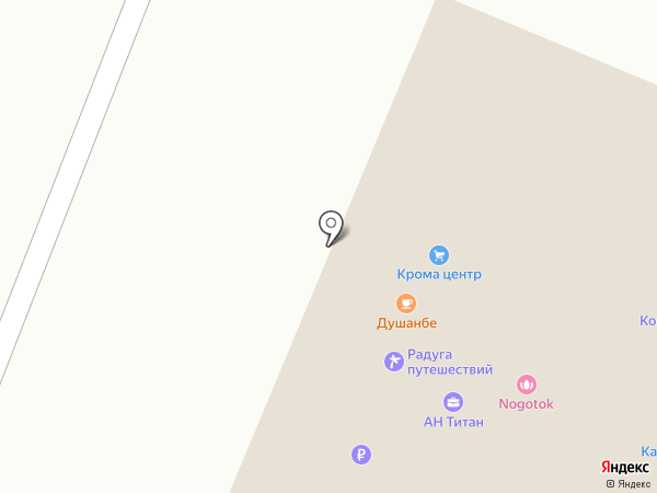 Наш Город-Тверь.ру на карте Твери
