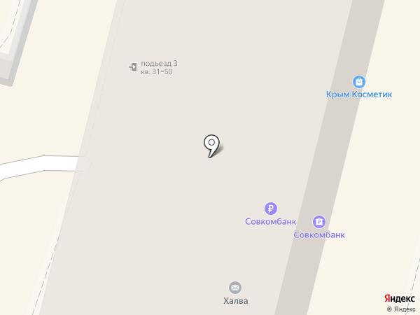 Мелодия на карте Твери