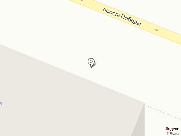 Александрит на карте Твери