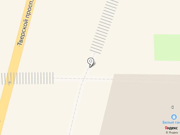 Связной на карте Твери