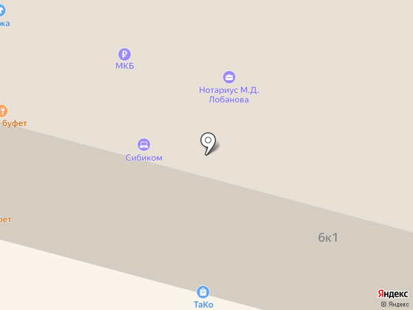 21Shop на карте Твери