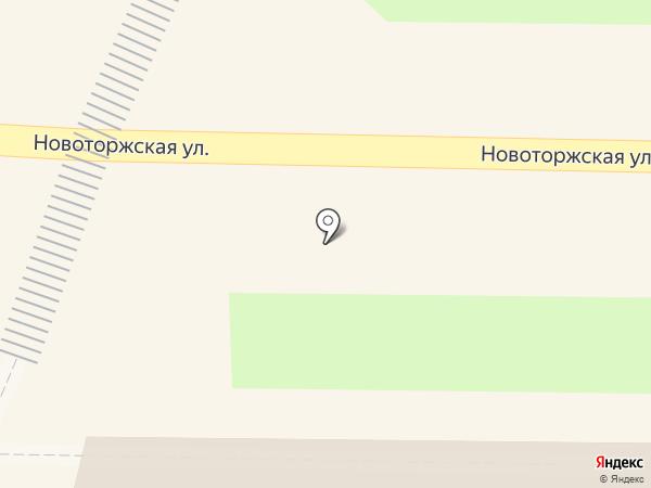 BRENDOVO на карте Твери