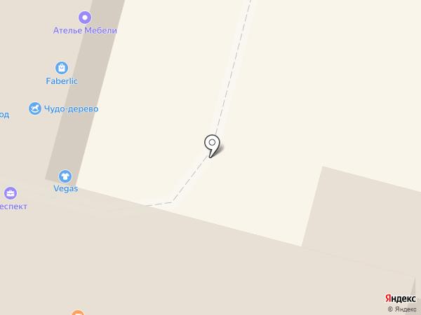 Центр юридической и правовой помощи на карте Твери