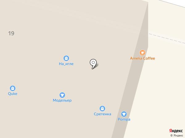 Межтопэнергобанк, ПАО на карте Твери